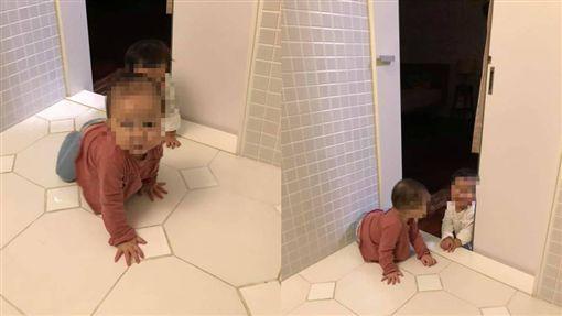 媽媽上廁所兩寶當觀眾/臉書爆怨公社