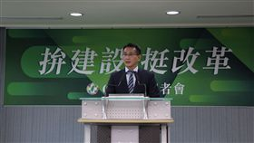 ▲民進黨發言人、立委鄭運鵬。(圖/民進黨提供)