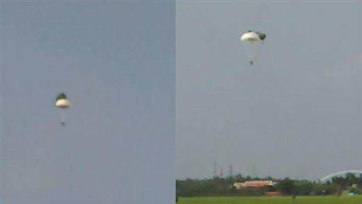 傘兵,跳傘,航特部,爆料公社,屏東