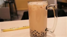 珍奶,珍珠奶茶(圖/攝影者Elsie Hui, Flickr CC License)https://goo.gl/qapcua
