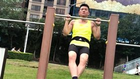 童仲彥,台灣阿童,性專區,空氣性愛,評審 圖/翻攝自台灣阿童童仲彥臉書