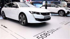 Peugeot PHEV(圖/車訊網)