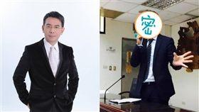 劉寶傑、洪培翔/翻攝自劉寶傑、洪培翔臉書