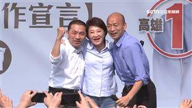 人氣慘輸韓國瑜…盧秀燕合體侯友宜疑失言 稱他是「探子」