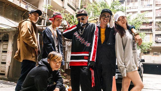 六大嘻哈潛力新生代 憑實力讓台灣飛