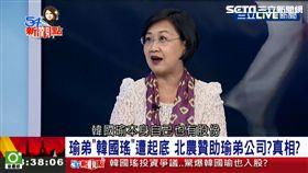 韓國瑜,北農,棉花田,股份,九合一選舉,54新觀點