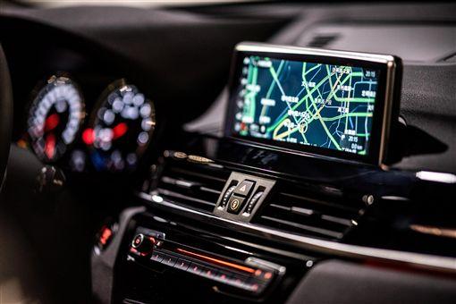 2019年式BMW X1領航版。(圖/BMW提供)