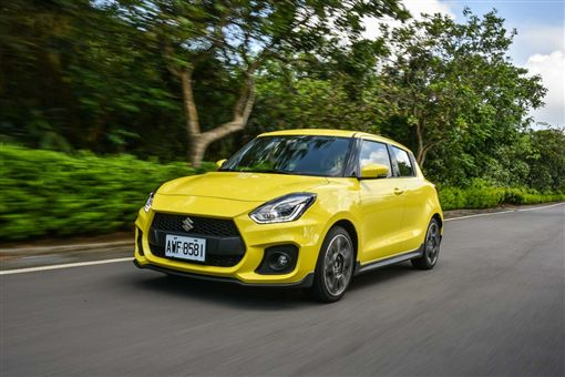 Suzuki Swift Sport(圖/車訊網)