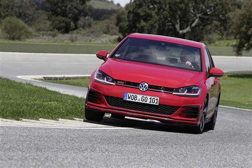 VW Golf GTI(圖/車訊網)