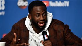 嗆杜蘭特代價370萬 格林計畫上訴 NBA,金州勇士,Draymond Green,Kevin Durant,禁賽 翻攝自推特