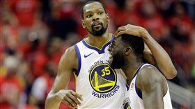 風暴過後 格林首度「踹共」聲明全文 NBA,金州勇士,Draymond Green,Kevin Durant,禁賽 翻攝自推特