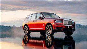 Rolls-Royce Cullinan。(圖/翻攝Rolls-Royce網站)