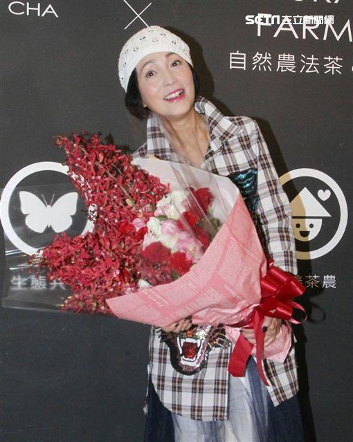 石榴姊 苑瓊丹(記者邱榮吉攝影)