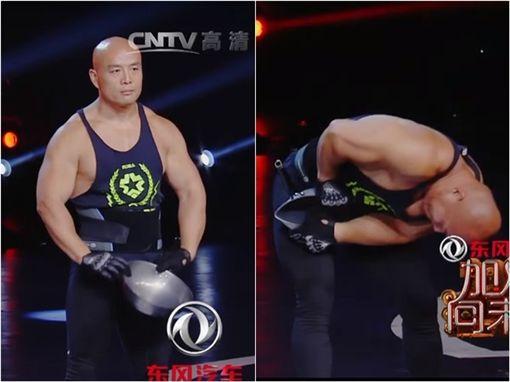《加油!向未來》節目(圖/CCTV中國中央電視台yt)