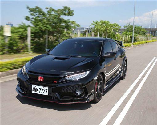 Honda Civic Type R(圖/車訊網)