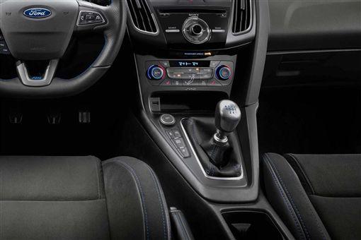 Ford Focus RS(圖/車訊網)
