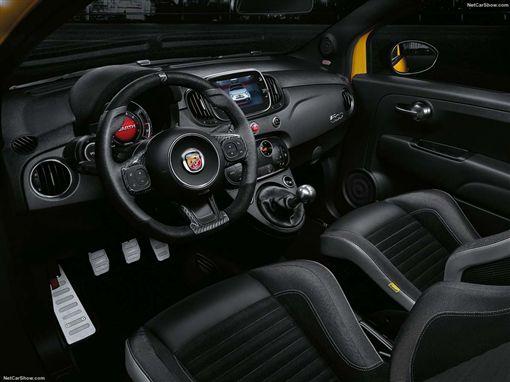 Fiat Abarth 595(圖/車訊網)
