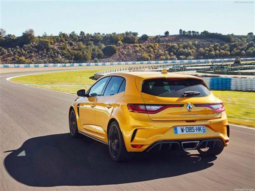 Renault Megane RS(圖/車訊網)