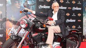 「漫威之父」史丹李(Stan Lee)逝世,享壽95歲。(圖/翻攝自IG)
