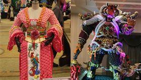 (圖/翻攝自Childhood Party臉書)香港,氣球,藝術家,洪辛欣,Hazel