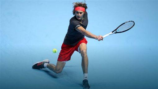 茲列維夫闖進年終總決賽4強。(圖/翻攝自ATP官網)
