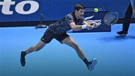 喬科維奇分組賽保持不敗之身。(圖/翻攝自ATP官網)
