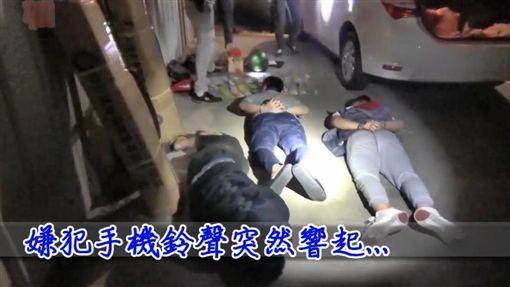 詐騙,車手,泡麵,台南/翻攝臉書阿仁局長室