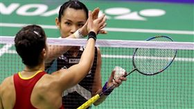 戴資穎,瑪琳(Carolina Marin)(圖/取自Badminton Photo)
