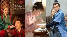 馮紹峰跟新婚妻子趙麗穎熱戀時拍攝的新戲《知否?知否?應是綠肥紅瘦》。(翻攝微博)