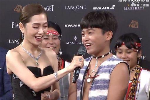 12歲台灣達悟族童星鍾家駿今年也以《只有大海知道》入圍最佳新演員