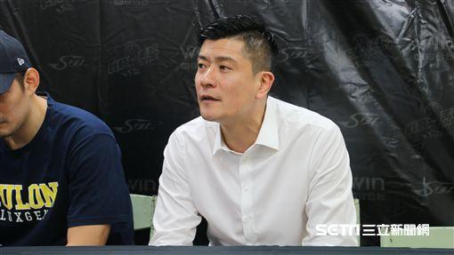 裕隆總教練李啟億(圖/記者劉家維攝影)