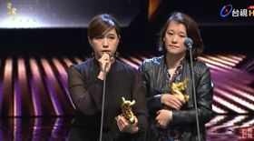 《我們的青春》導演傅榆得獎後竟發表台獨發言。(圖/翻攝自台視)