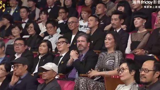 鞏俐/翻攝自friDay影音
