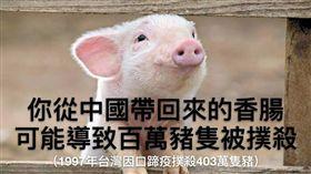 農委會防檢局,非洲豬瘟,奇摩,拍賣,肉類,台灣,大陸,選舉,林艾德 圖/翻攝自臉書林艾德