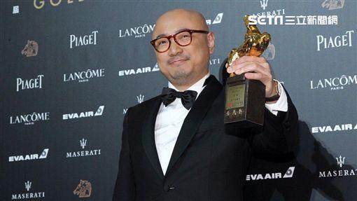 徐崢表示還想要來金馬獎(圖/記者邱榮吉、林士傑攝影)