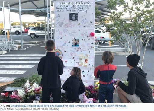老婦人倒車撞死小女孩,因為內疚選擇放棄治療。(圖/翻攝自《ABC News》)