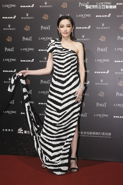 The 55th Golden Golden Prize Xie Jinyan. (Qiu Rongji Narrator, Lin Shijie / Photograph)