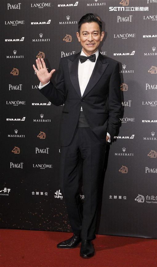 Liu Dehua, the 55th Golden Golden prize. (Qiu Rongji Narrator, Lin Shijie / Photograph)