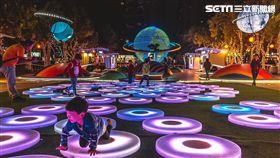 新北歡樂耶誕城,迷幻星系,Mega 50歲末饗宴,台北王朝大酒店