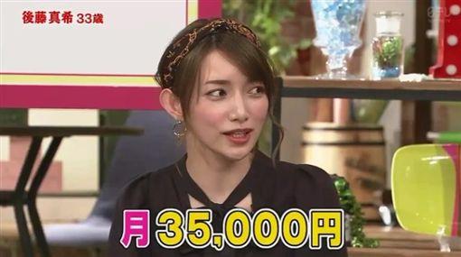 後藤真希/NTV電視台