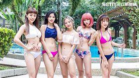 人氣美女團「5TEAM」將挑戰24小時實境秀。(圖/超越娛樂)