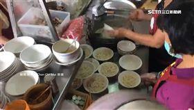 40元吃飽!乾麵+大骨湯 其邁最愛