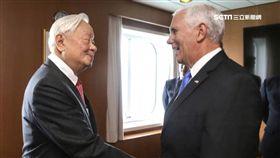 會晤美日領導! 張忠謀APEC積極拚外交