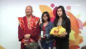 蓮生活佛盧勝彥返台 駐留半年做公益