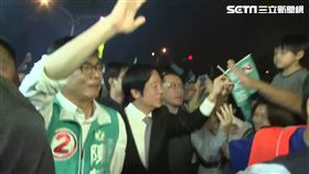 四大天王首合體站台!陳其邁造勢爆場