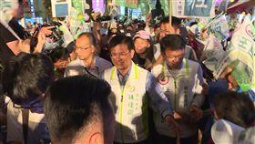 盧秀燕,林佳龍,台中市長,九合一選舉