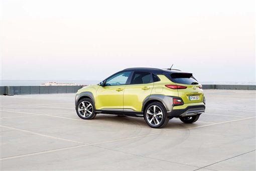 Hyundai Kona(圖/車訊網)