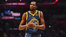 勇士三連敗!外線熄火 讓出西區王座 NBA,金州勇士,Kevin Durant,Klay Thompson,聖安東尼奧馬刺 翻攝自推特