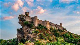 古堡結婚不是夢!義大利夢幻城堡「114美元」就租得到  圖/翻攝推特