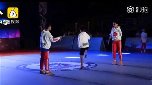 中國,跳繩,少年,世界紀錄